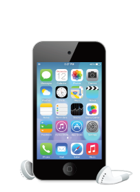 reparar ipod touch