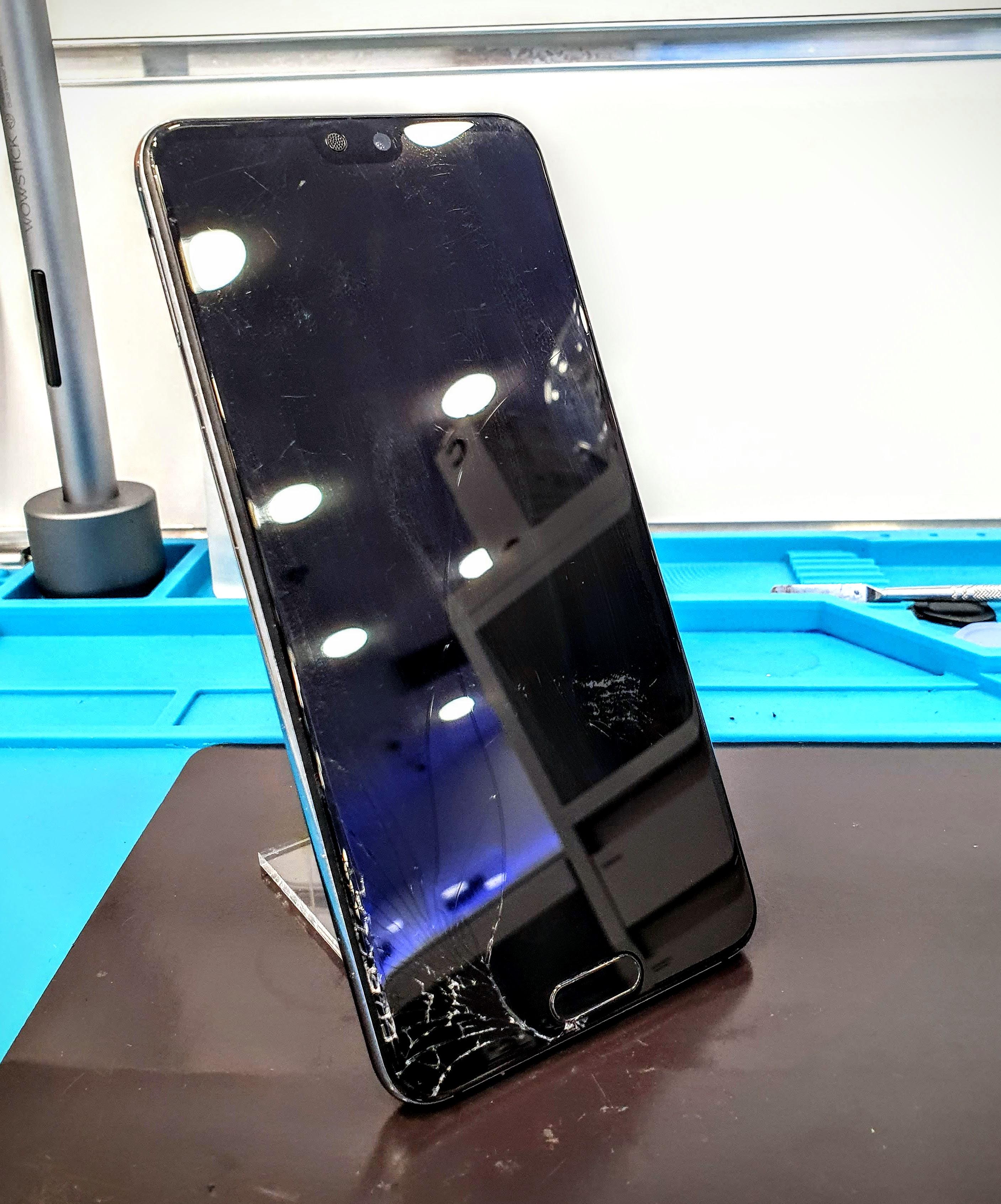 Huawei P20 roto