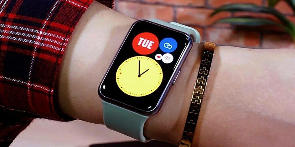 Comprar Huawei Watch Fit
